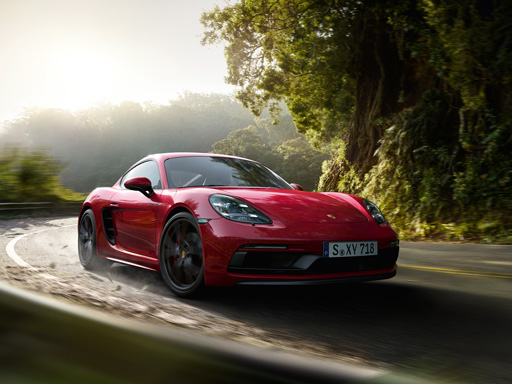 Porsche Performance Leasing Plus<sup>1)</sup>: Porsche 718 Cayman GTS.
