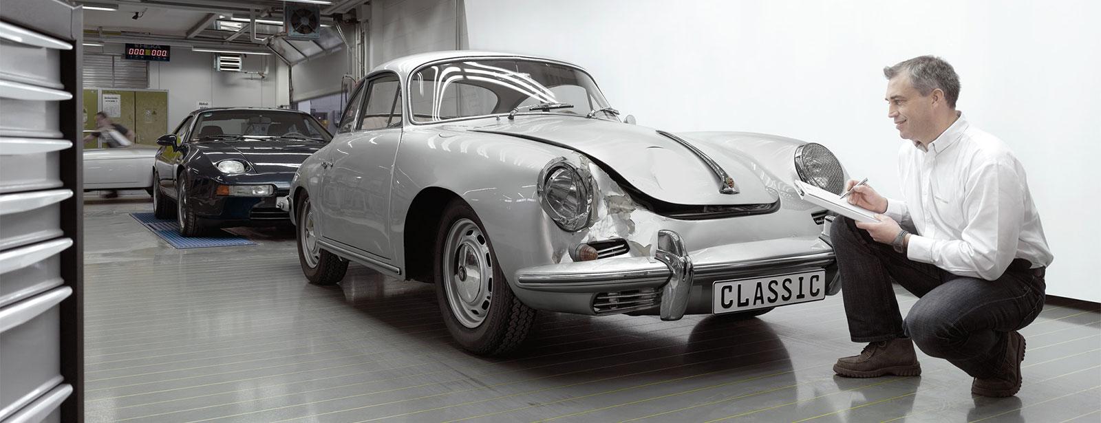 Porsche Classic Partner | Check & Gutachten