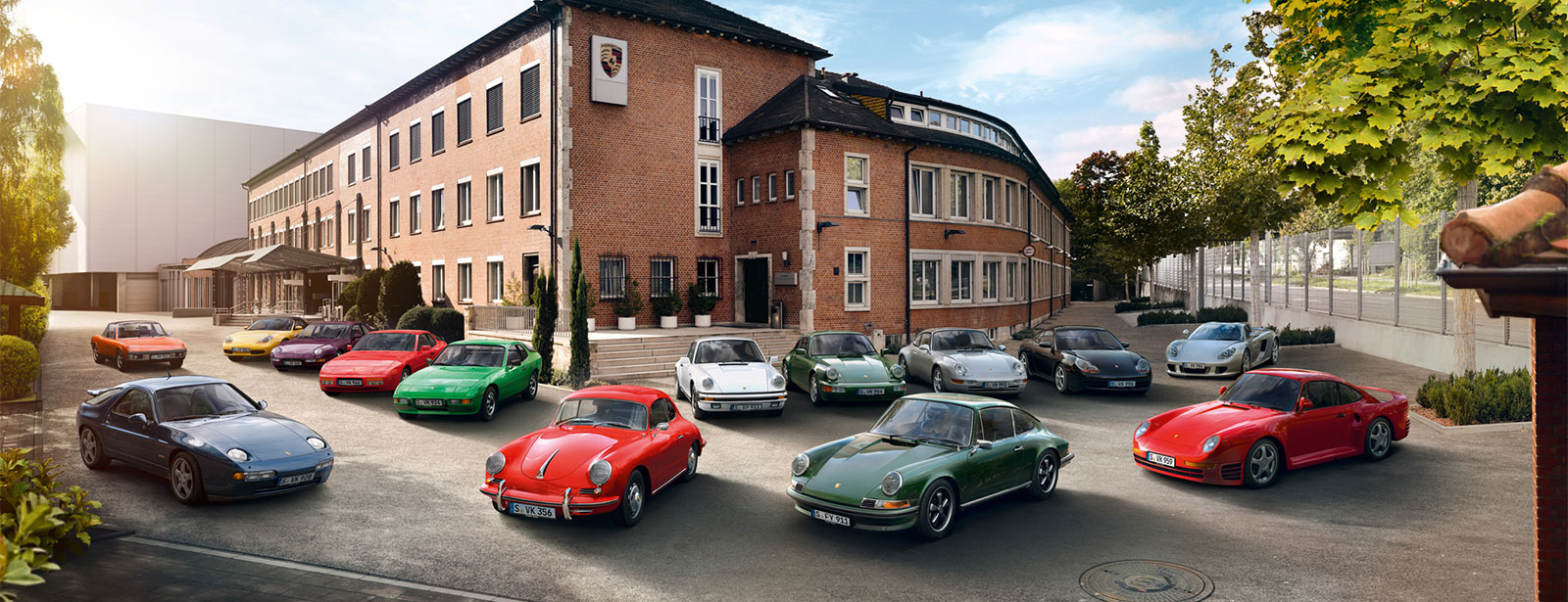 Porsche Classic Partner | Traumfahrzeug